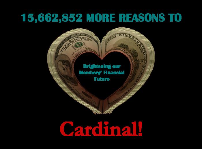More Reasons to Love Cardinal