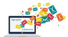 Have You Signed Up For EStatements Yet?