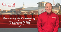 Harley Hill Retires, Eric Rosenblatt named new CFO