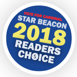Vote for Cardinal in Ashtabula's Star Beacon Readers Choice
